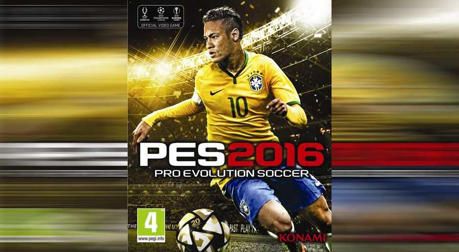 PES 2016 - Bildquelle: Konami