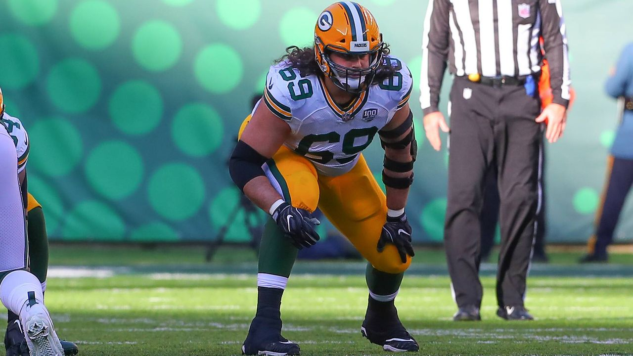 Green Bay Packers: David Bakhtiari (Left Tackle) - Bildquelle: imago/Icon SMI