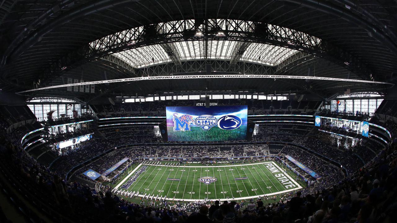 Cotton Bowl - Bildquelle: Getty