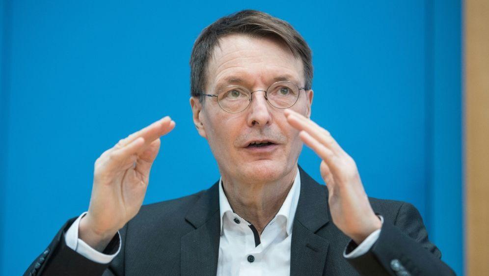 SPD-Politiker und Gesundheitsexperte Karl Lauterbach - Bildquelle: POOLAFPSIDSTEFANIE LOOS