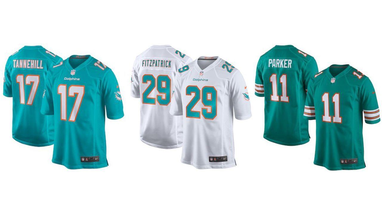 Miami Dolphins - Bildquelle: nflshop.com