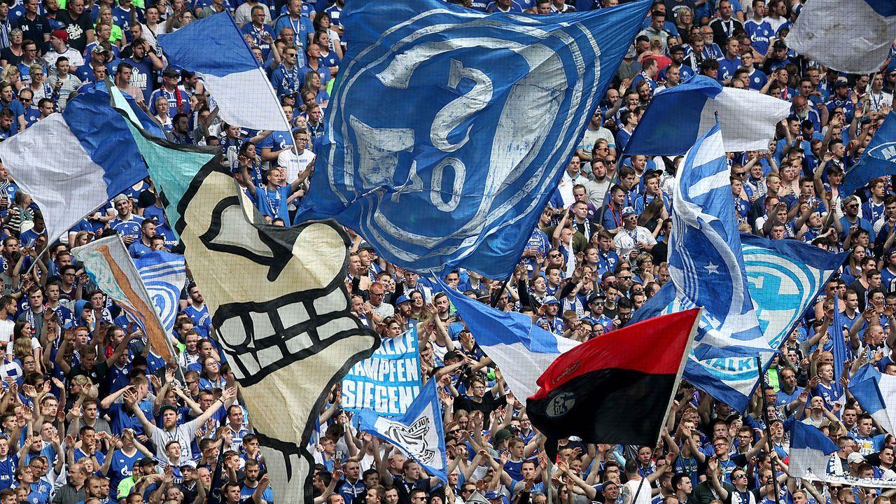 Platz 5: FC Schalke 04 (Veltins-Arena)  - Bildquelle: 2019 Getty Images