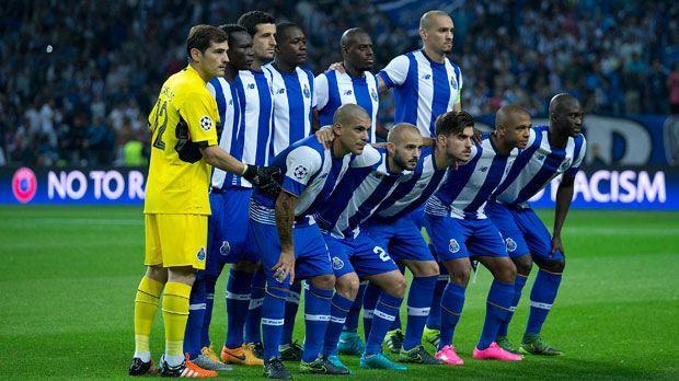 FC Porto - Bildquelle: 2015 Getty Images