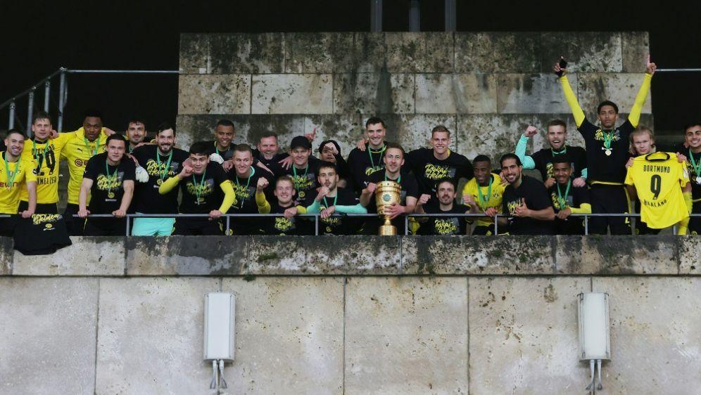 Strafverfahren gegen Dortmund Fans nach Pokalsieg - Bildquelle: firo Sportphotofiro SportphotoSIDRalf Ibing