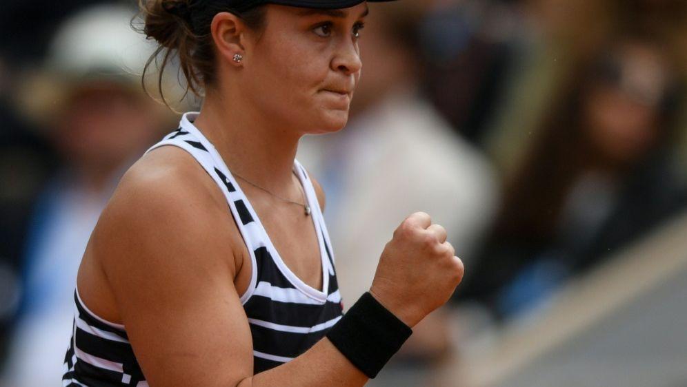 Siegerin der French Open 2019: Ashleigh Barty - Bildquelle: AFPSIDCHRISTOPHE ARCHAMBAULT