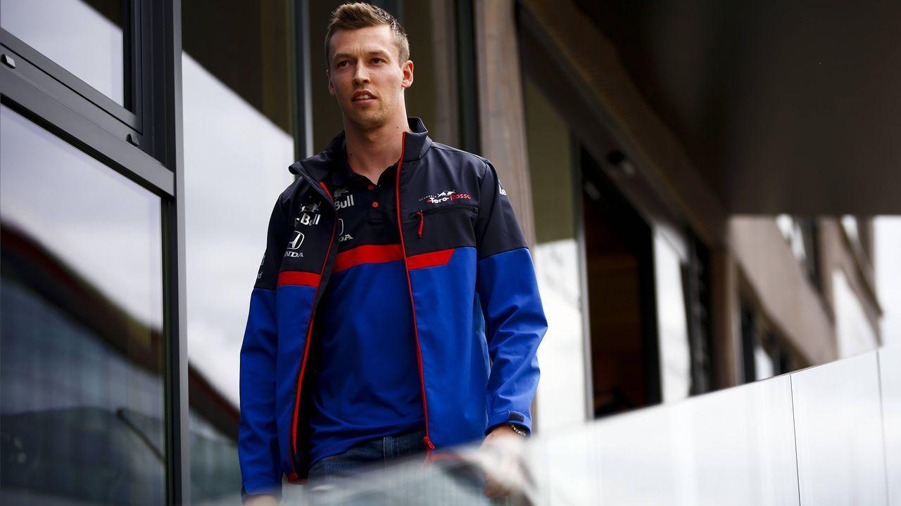 5. Daniil Kvyat - Bildquelle: imago images / Motorsport Images