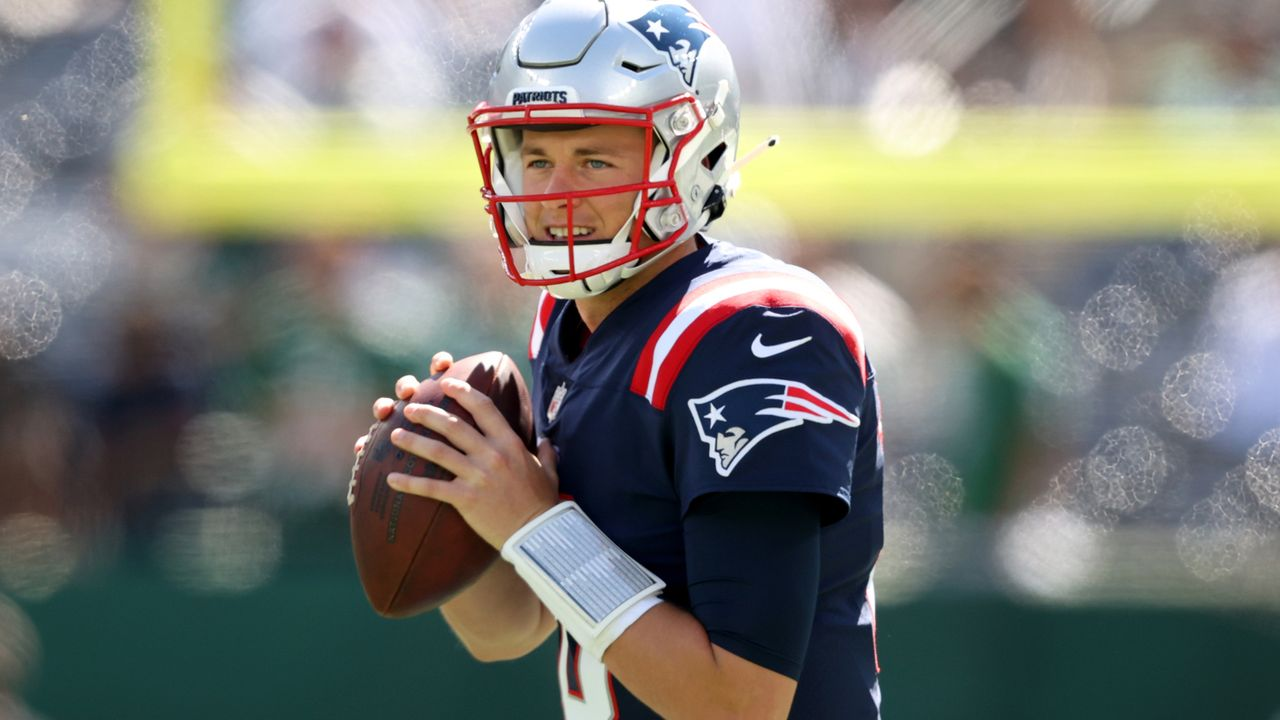 Mac Jones (New England Patriots) - Bildquelle: 2021 Getty Images