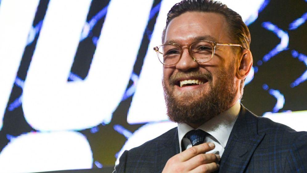 Conor McGregor spendet eine Million für Schutzausrüstung - Bildquelle: AFPSIDKIRILL KUDRYAVTSEV