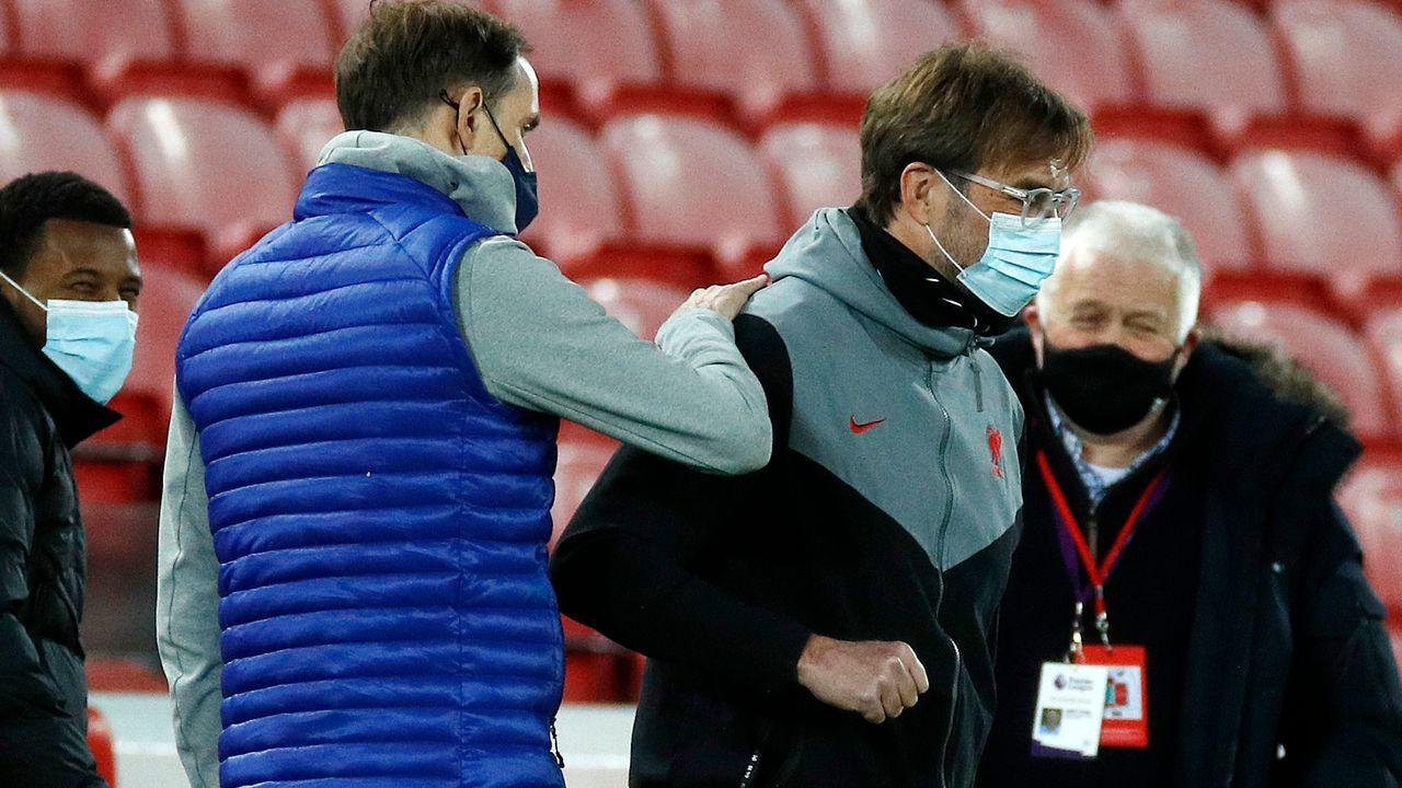 Jürgen Klopp (FC Liverpool) - Bildquelle: 2021 Getty Images