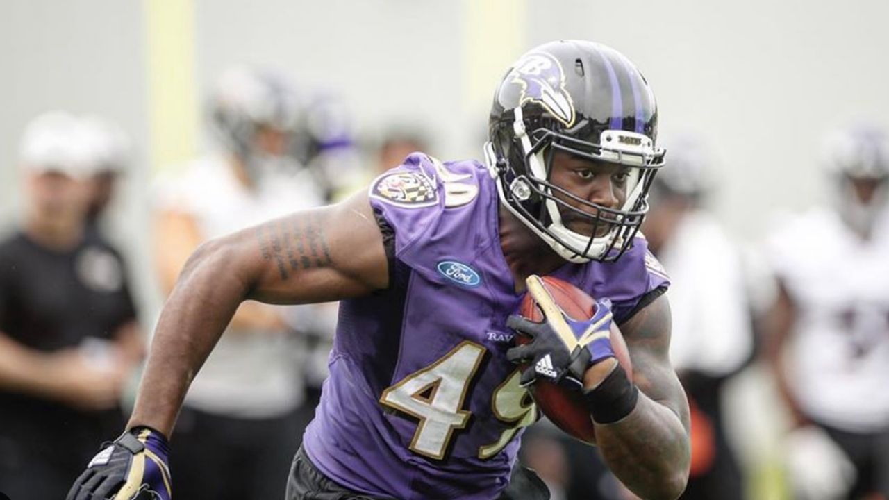 Christopher Ezeala (Baltimore Ravens) - Bildquelle: Instagram/chris_ezeala