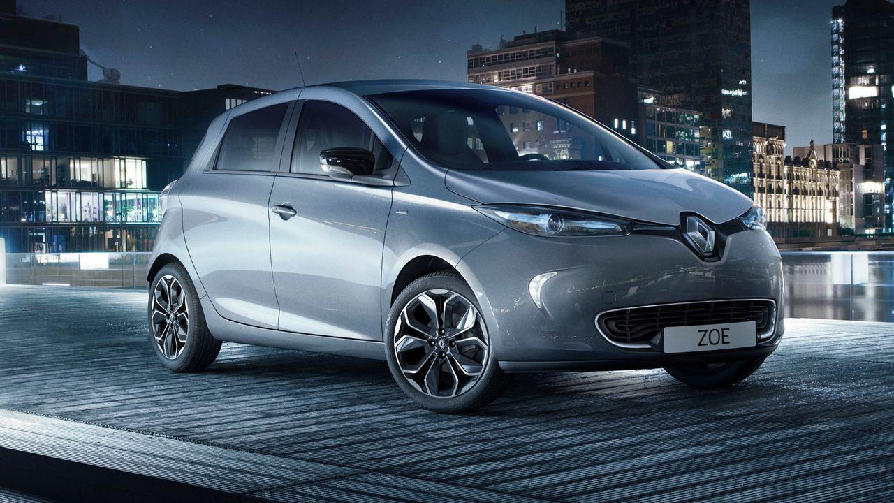 Der Preis lockt - Bildquelle: Toute utilisation de l'image sans autorisation de Renault est strictement interdite. Contact : mediatheque.renault@renault.com