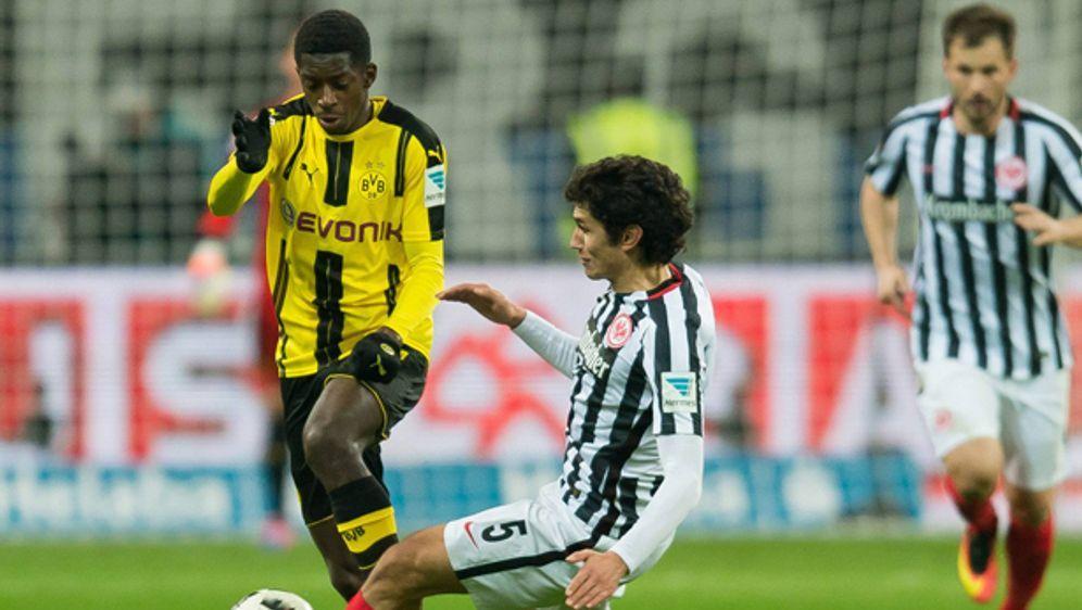 Dortmund Gegen Frankfurt Live Stream