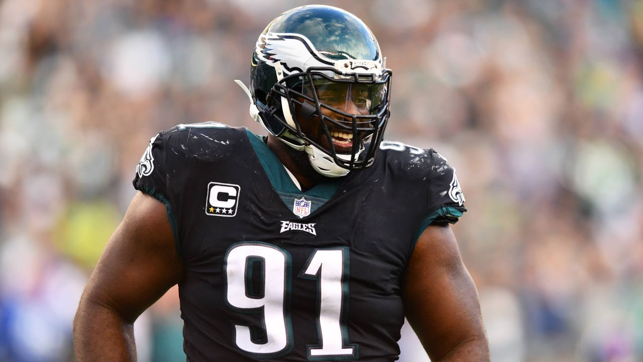 Philadelphia Eagles: Fletcher Cox (Defensive Tackle) - Bildquelle: imago/Icon SMI