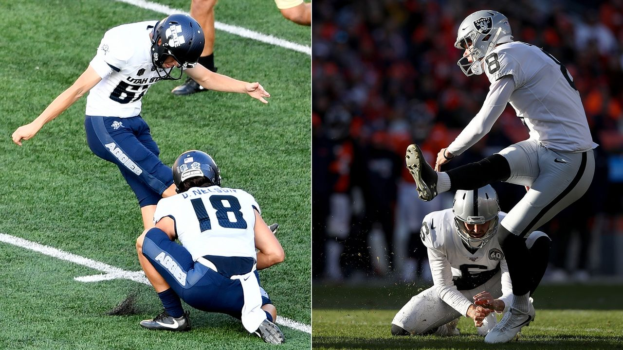 Las Vegas Raiders: Chance für deutschen Kicker? - Bildquelle: Getty Images