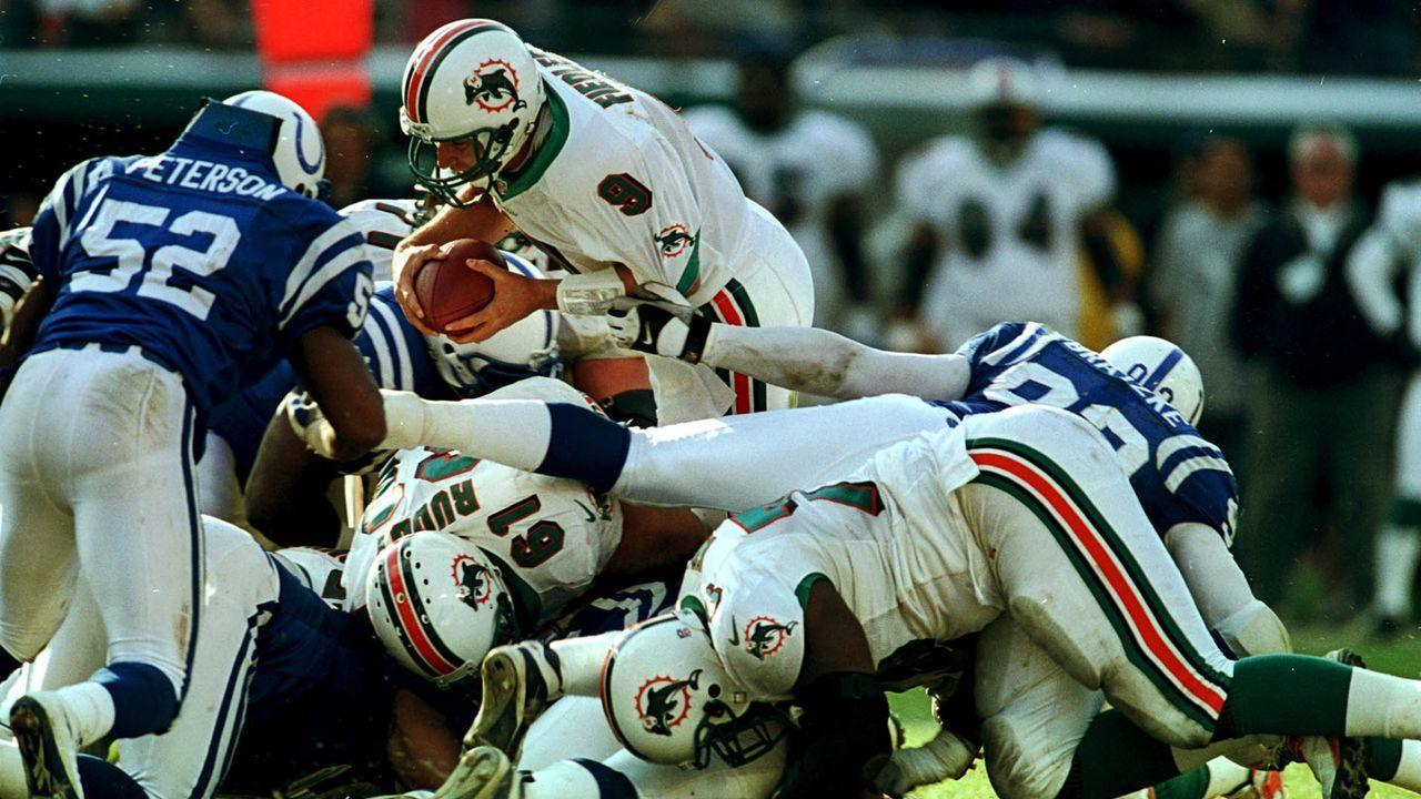 Platz 14: Miami Dolphins