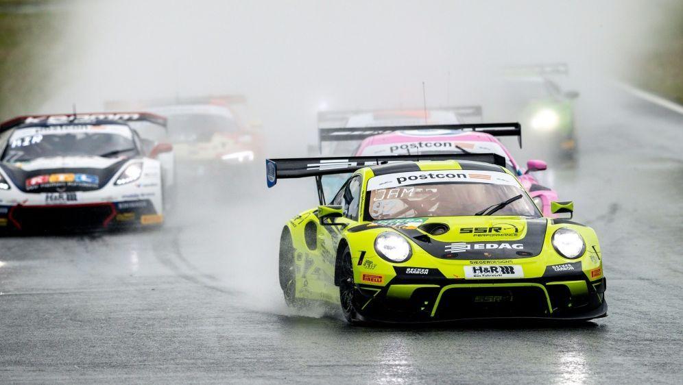Ammermüller und Jaminet gewinnen in Oschersleben - Bildquelle: ADAC MotorsportADAC MotorsportADAC Motorsport