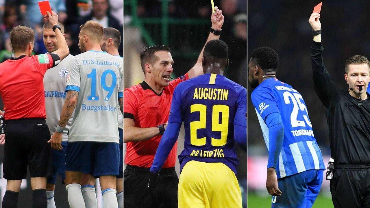 Die Fair-Play-Tabelle der Bundesliga 2018/2019 - Bildquelle: Getty Images/Imago