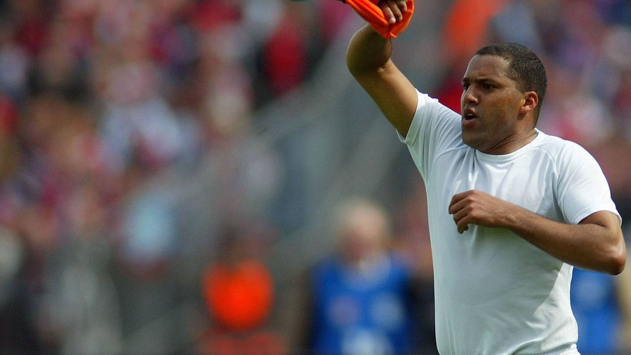 """Kugelblitz"" Ailton: Torschützenkönig trotz Wampe   - Bildquelle: imago sportfotodienst"