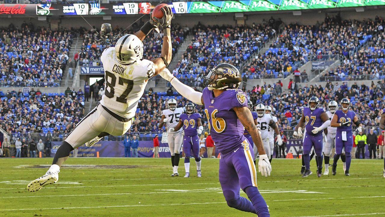Draft Needs der Oakland Raiders - Bildquelle: imago