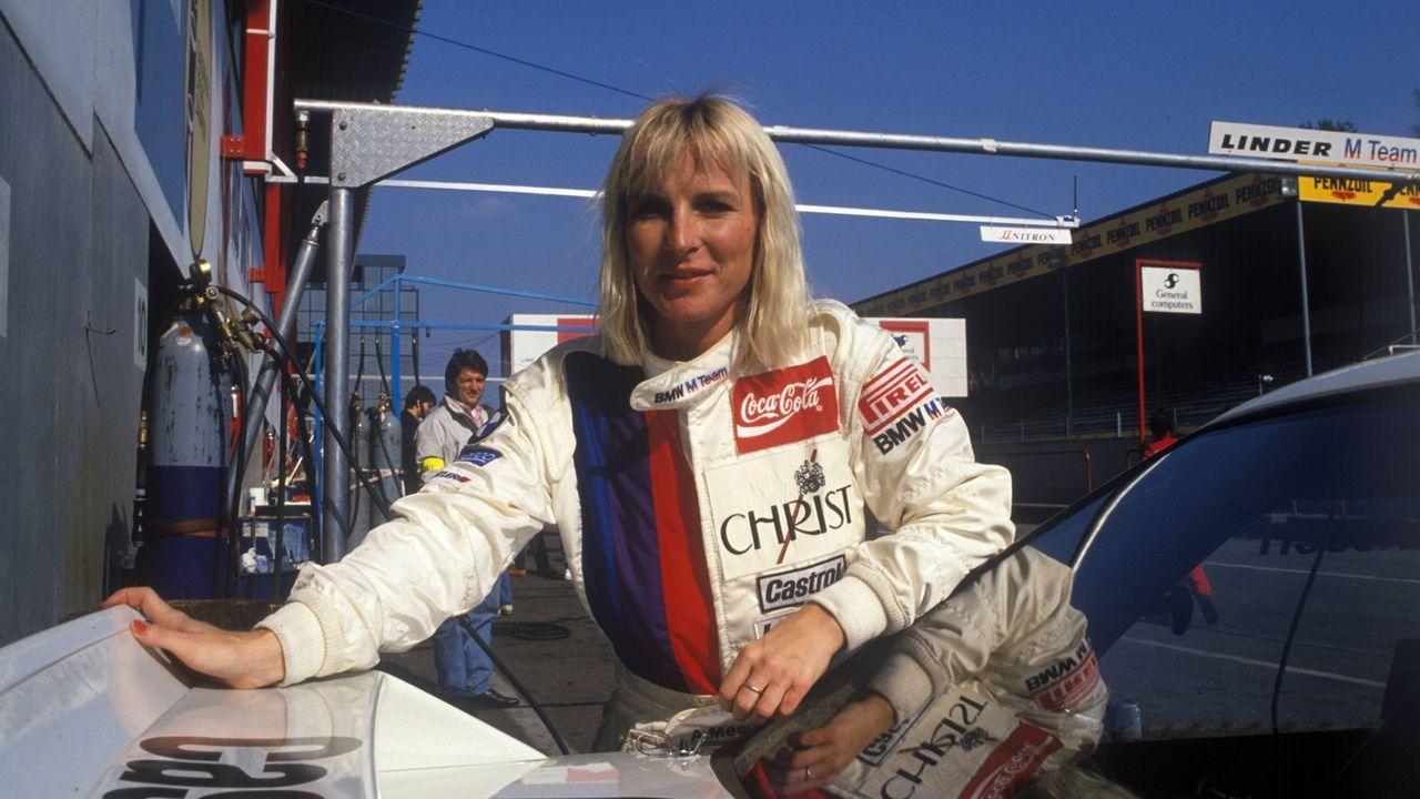 Annette Meeuvissen (DTM-Saisons 1988-1991, 59 Rennen) - Bildquelle: imago/WEREK