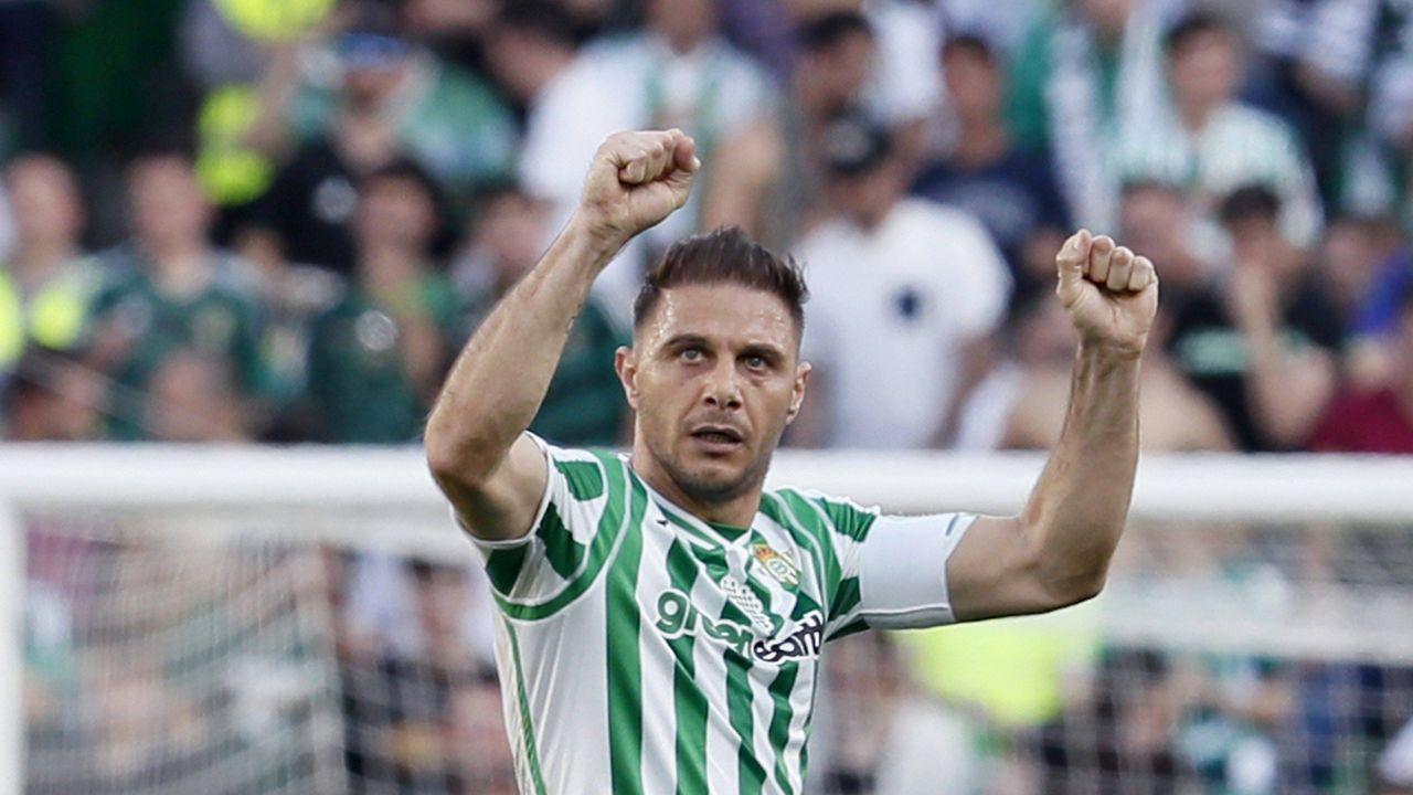 Joaquin Sanchez bricht Uralt-Rekord in der Primera Division  - Bildquelle: Imago