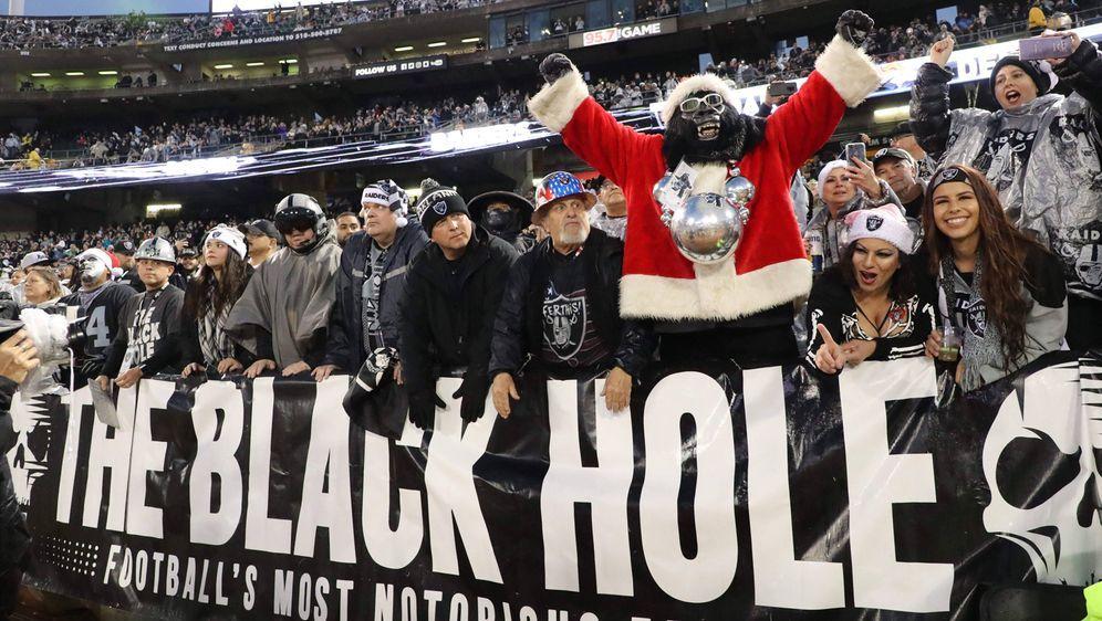 Berühmt und berüchtigt: Das Black Hole im Coliseum. - Bildquelle: imago/ZUMA Press