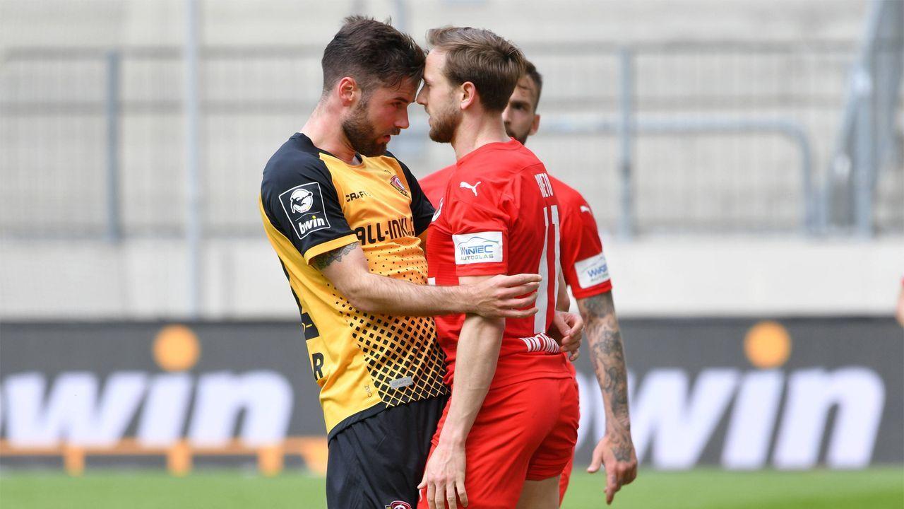 1. Dynamo Dresden (69 Punkte, 56:29 Tore) - Bildquelle: Imago Images