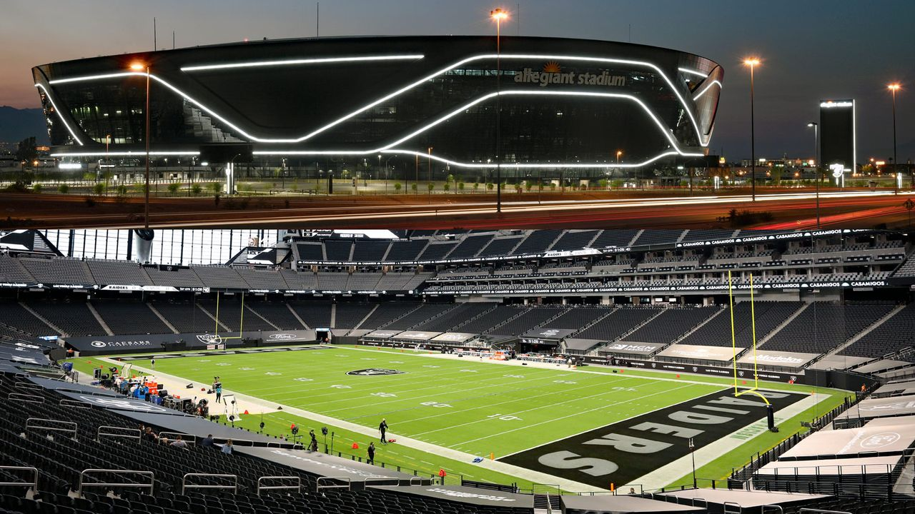 Allegiant Stadium (1/4) - Bildquelle: getty