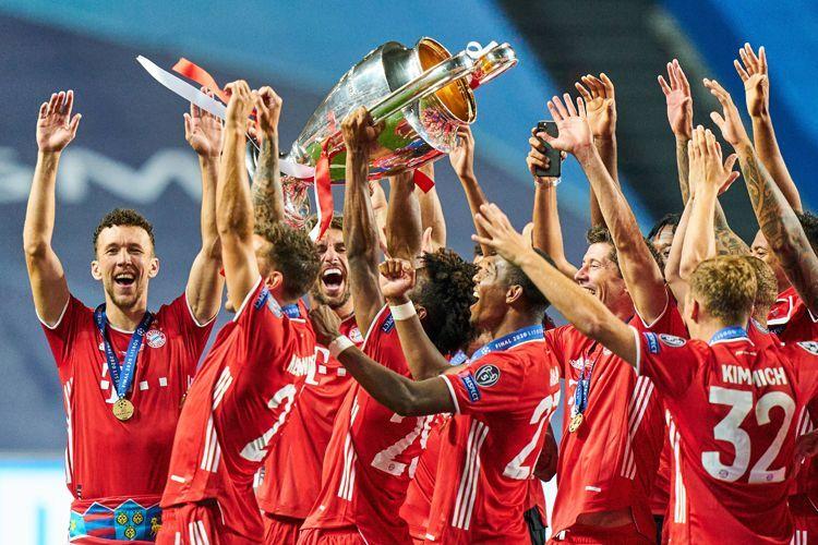 Champions-League-Pokale - Bildquelle: Peter Schatz / Pool