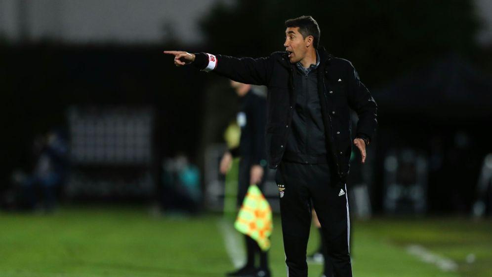 Lage war seit Januar 2019 Coach bei Benfica - Bildquelle: AFPPOOLSIDJOSE COELHO