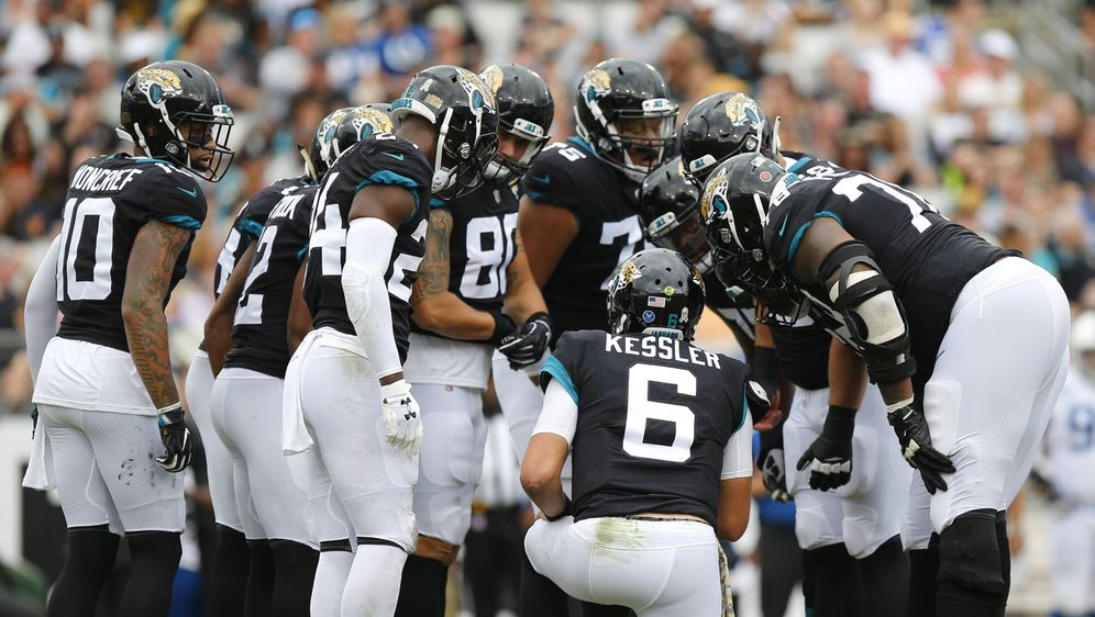 Die Jacksonville Jaguars können die Playoffs nicht mehr erreichen. - Bildquelle: imago