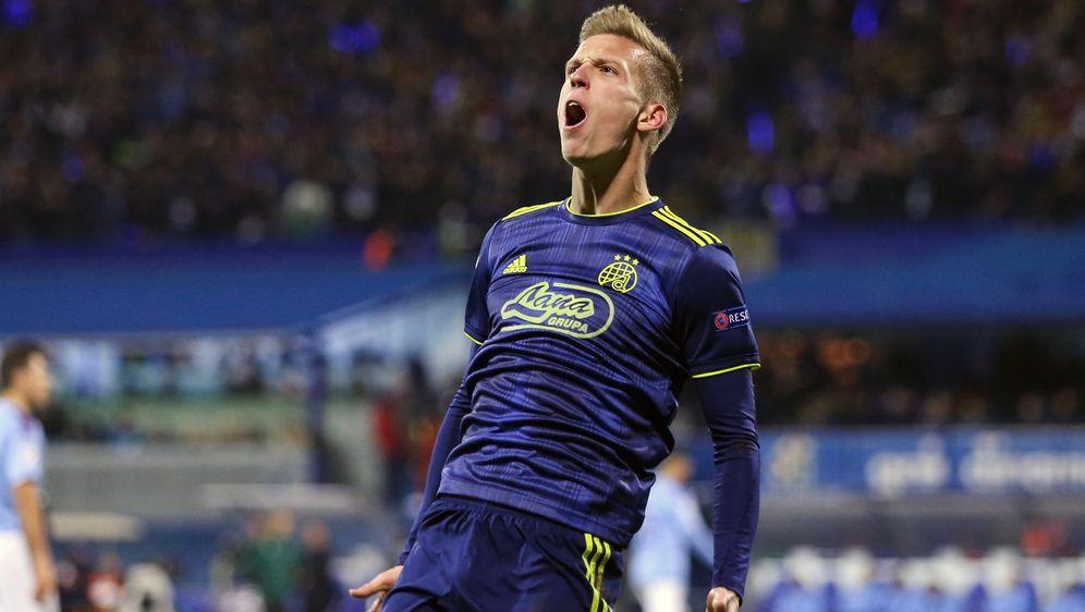 Der Spanier Dani Olmo wechselt zu RB Leipzig - Bildquelle: Imago