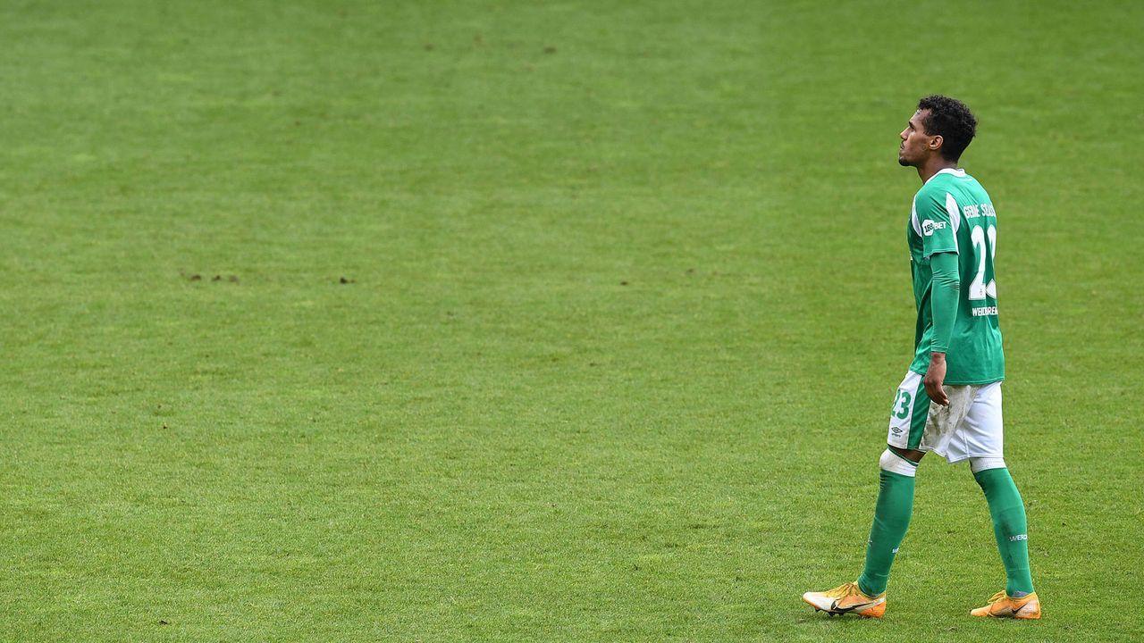 Werder Bremen steigt ab: Umbruch im hohen Norden unausweichlich - Bildquelle: Imago Images
