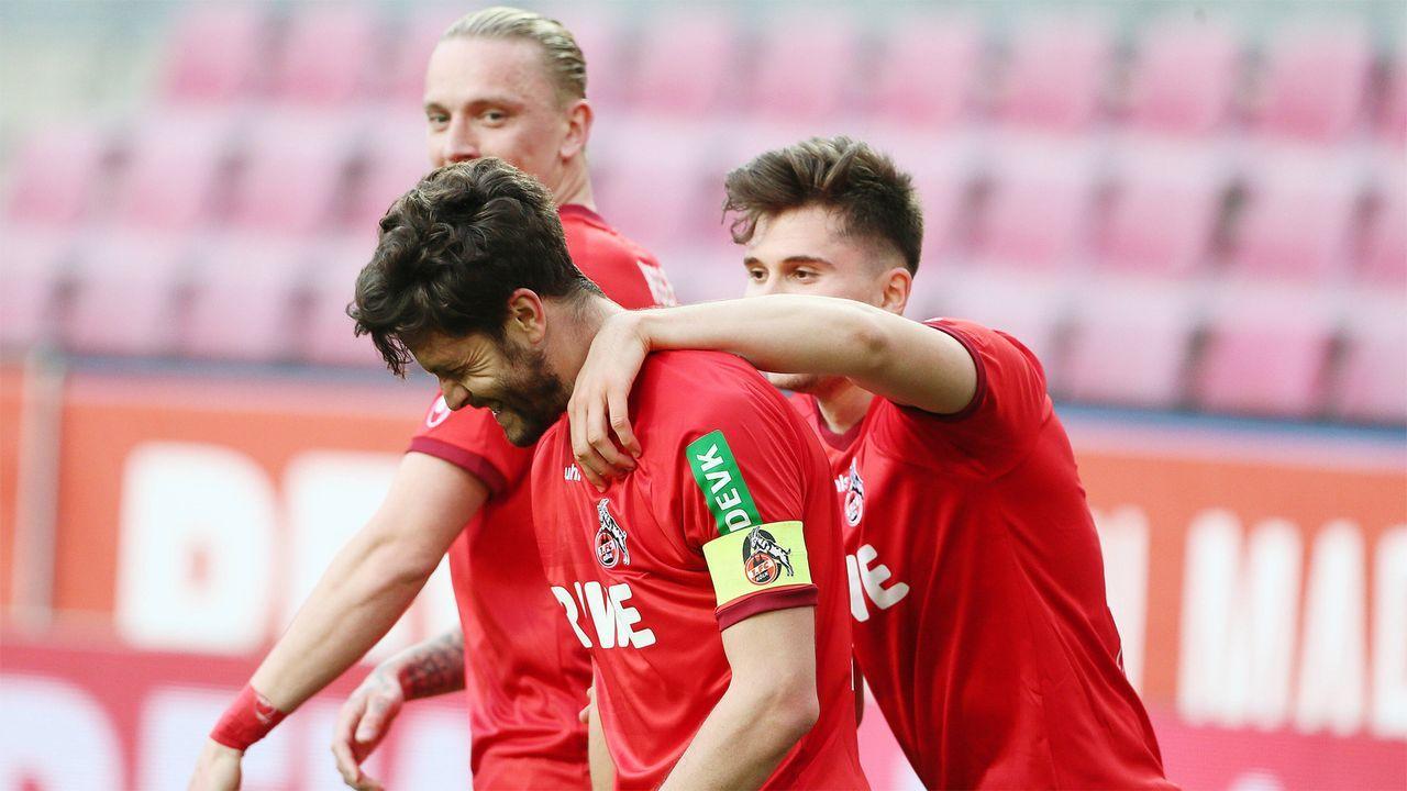 1. FC Köln - 17. Platz - 26 Punkte  - Bildquelle: Imago Images