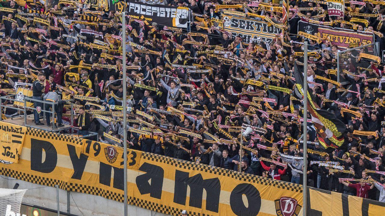 Platz 5: Dynamo Dresden - Bildquelle: imago