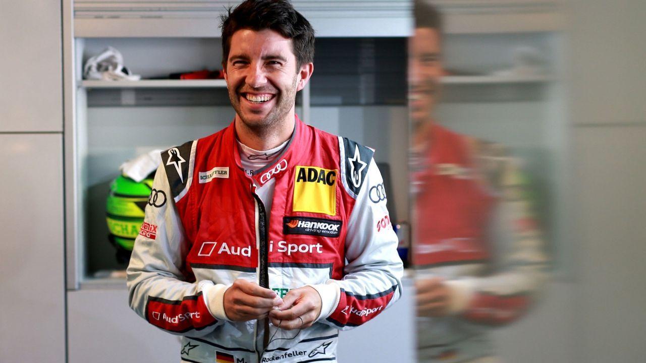 Mike Rockenfeller (Deutschland) - Bildquelle: Audi