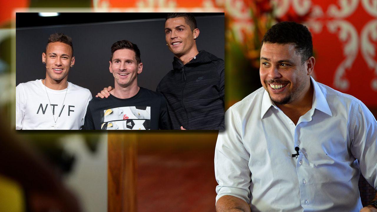 Ronaldo nennt seine Top - Bildquelle: 2013 Getty Images