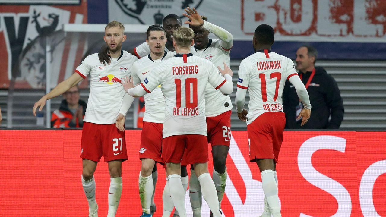Platz 11: RB Leipzig  - Bildquelle: 2019 Getty Images