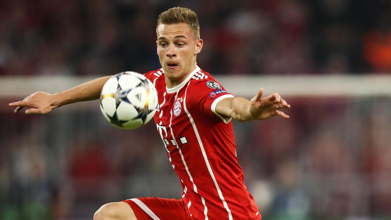 Joshua Kimmich  - Bildquelle: 2018 Getty Images
