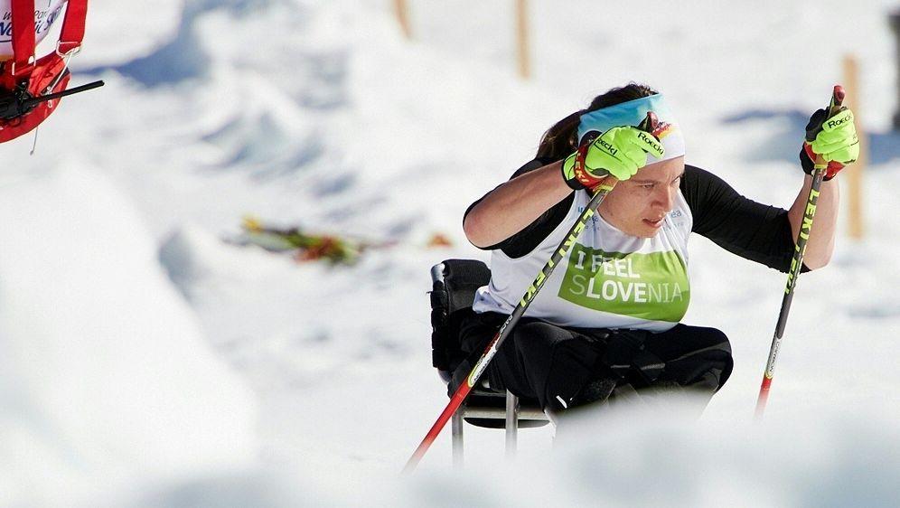 Anja Wicker gewinnt zum dritten Mal den Gesamtweltcup - Bildquelle: ADRIAN STYKOWSKIADRIAN STYKOWSKIADRIAN STYKOWSKI