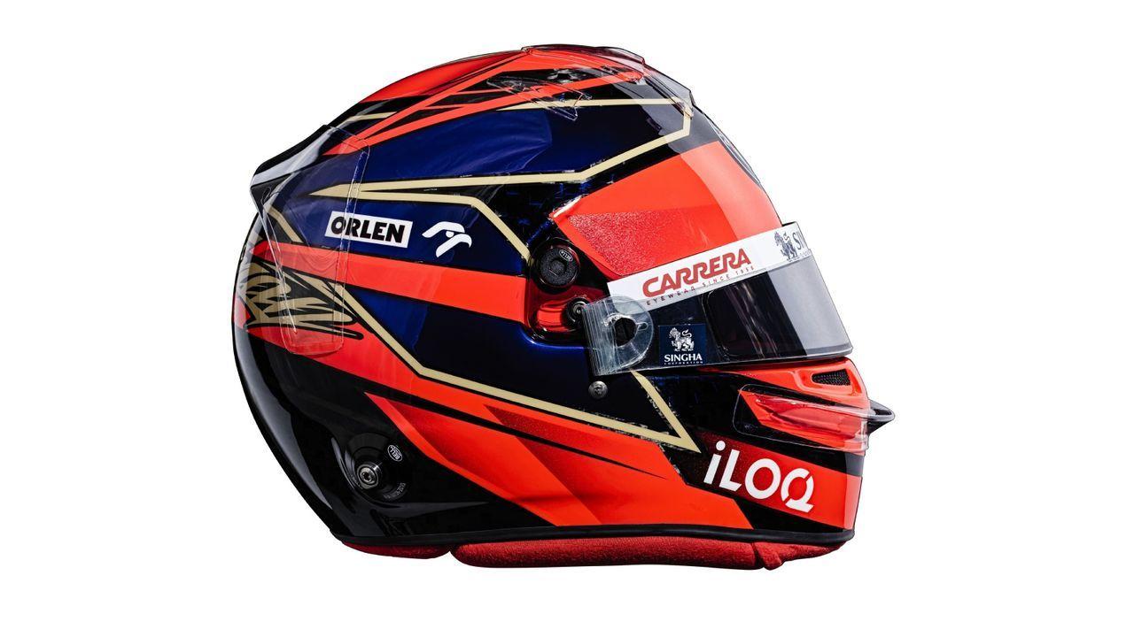 Kimi Räikkönen (Alfa Romeo) - Bildquelle: Alfa Romeo F1