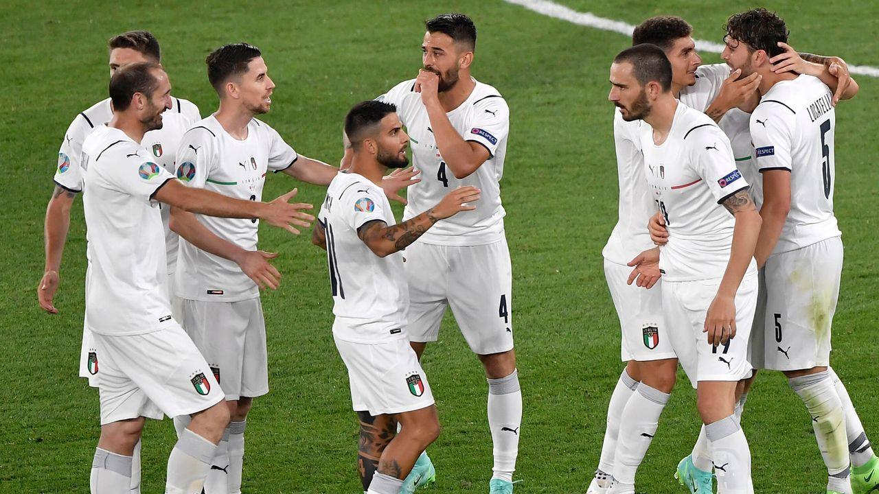 Italien - Bildquelle: imago images/Insidefoto