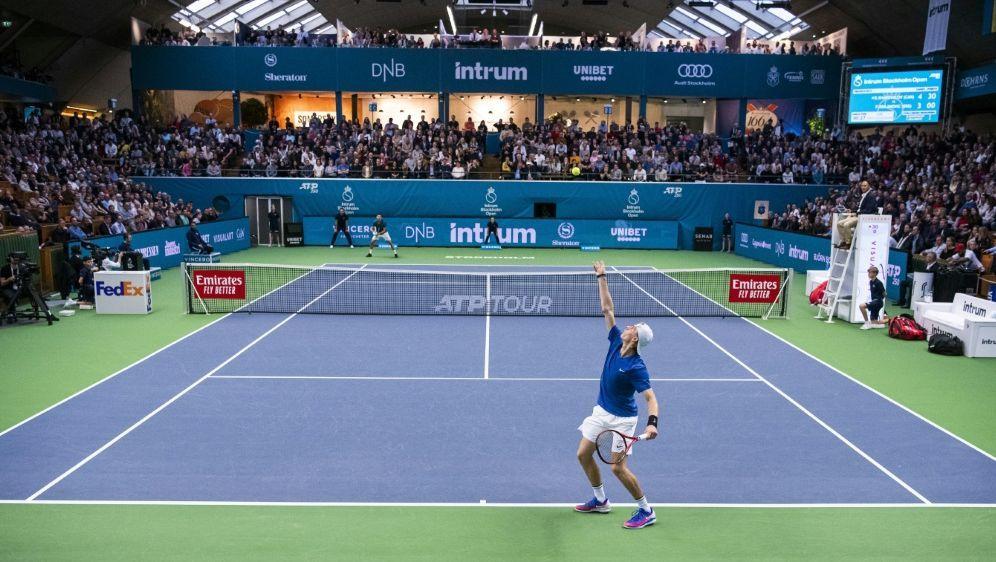 ATP-Turnier in Stockholm findet 2020 nicht statt - Bildquelle: AFPSIDJONATHAN NACKSTRAND