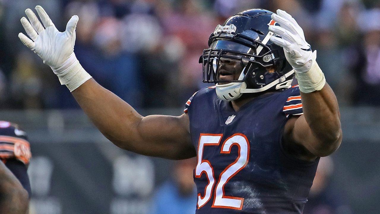 Chicago Bears: Khalil Mack - Bildquelle: 2018 Getty Images