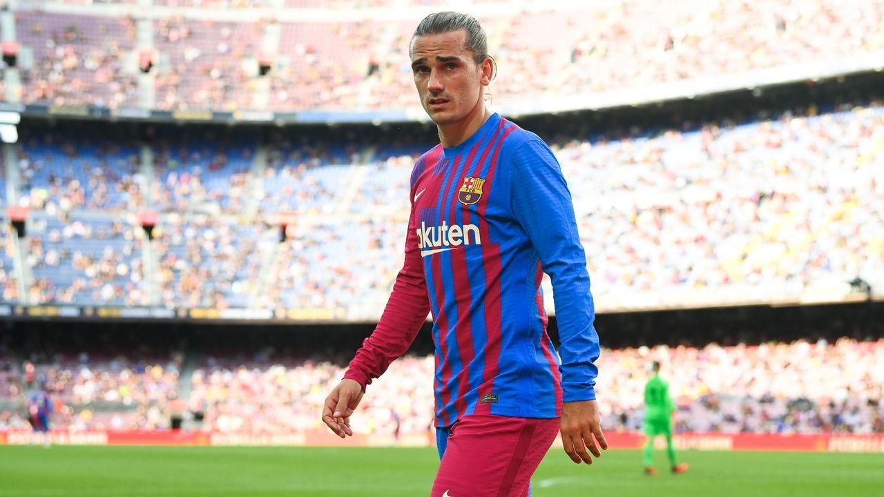 FIX: Antoine Griezmann vom FC Barcelona zu Atletico Madrid - Bildquelle: Getty Images