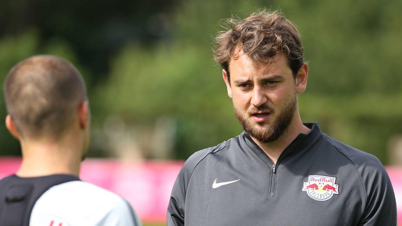 Rene Maric: Das ist Marco Roses ungewöhnlicher Co-Trainer - Bildquelle: imago/GEPA pictures
