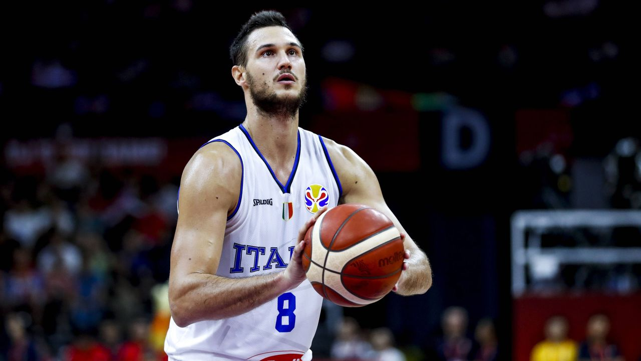 Italien (zwei NBA-Profis) - Bildquelle: imago images / Imaginechina
