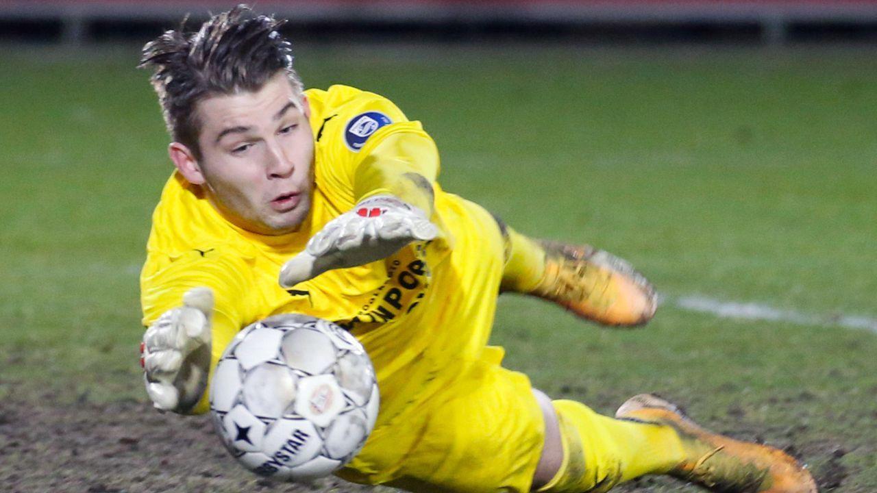 Vincent Müller (PSV Eindhoven) - Bildquelle: imago images/Fotostand