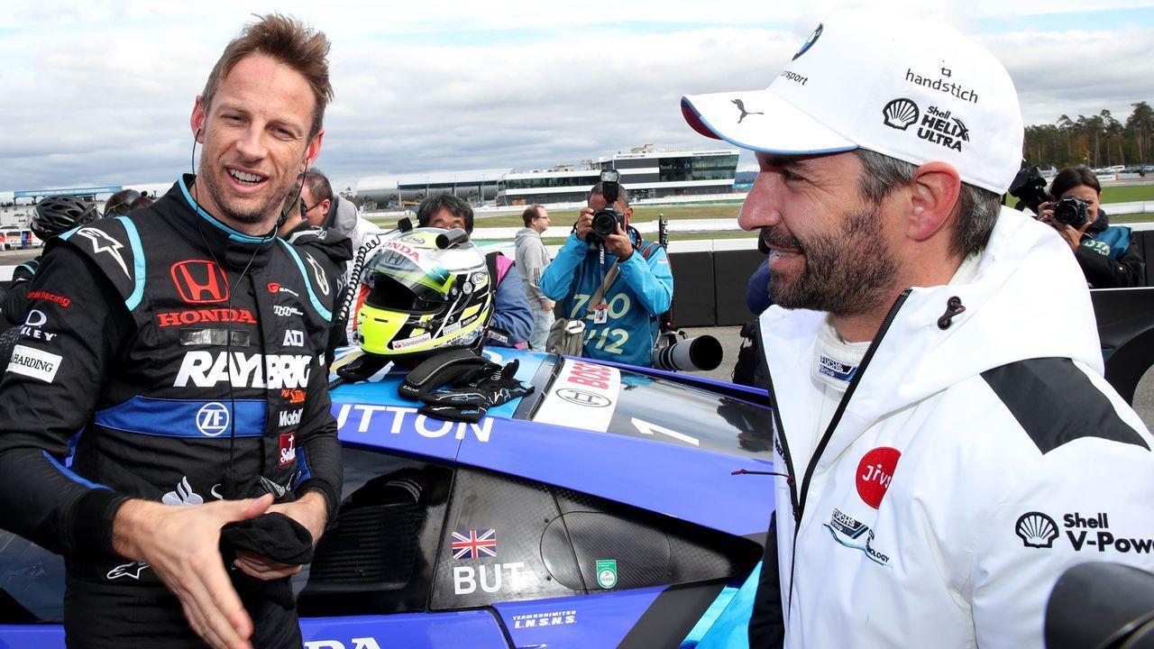 Jenson Button - Bildquelle: imago images/Pakusch