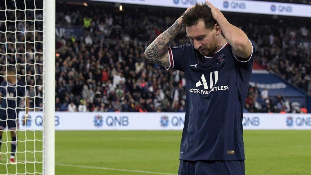 Noch in der Eingewöhnungszeit: Lionel Messi schrieb in Paris bislang vor all... - Bildquelle: imago